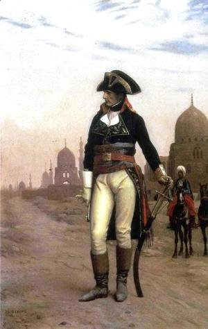 Jean-Léon Gérôme - General Bonaparte in Cairo