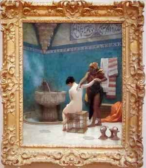 Jean-Léon Gérôme - The Bath 2