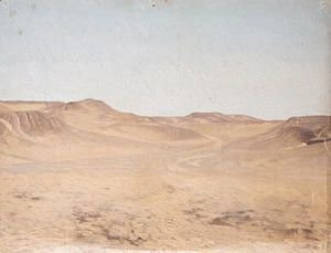 Wadi (Dry River Bed)