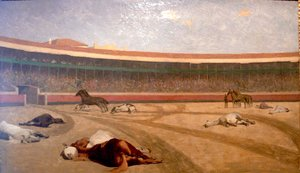 Jean-Léon Gérôme - The End of the Corrida