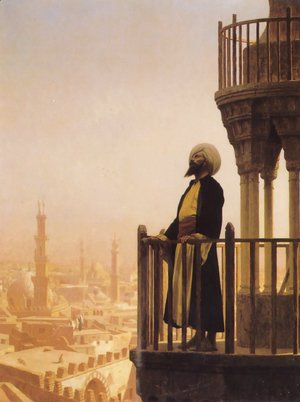Jean-Léon Gérôme - The Call to Prayer