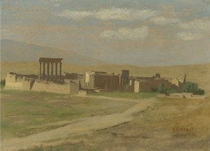 View of Baalbek